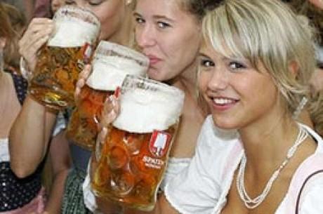 Vinn VIP-pakker til Oktoberfest hos PartyPoker