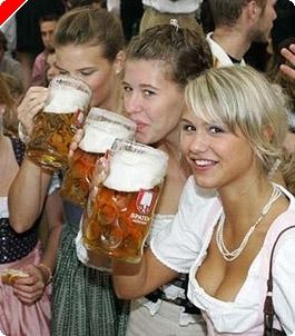 ¡Gana un paquete VIP para el Oktoberfest en PartyPoker!