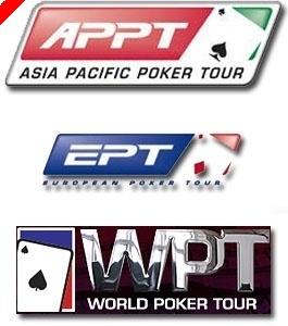 APPT, EPT и WPT Започват Тази Седмица