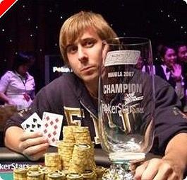 브펫 파리스 APPT(Asia Pacific Poker Tour) 메인 이벤트 우승