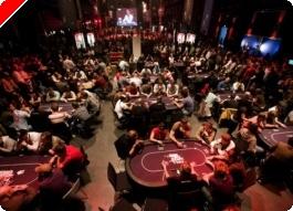"""Mehr als 6000 begeisterte Poker-Fans beim """"Full tilt poker Million Euro..."""