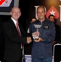 Svensken Fredrik Haugen slutade på 5:e plats i EPT London