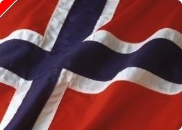 Kova isku pokerille Norjassa