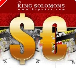 King Solomons Muda para €uros