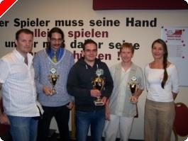 Deutsche Gäste dominieren Rhinepoker Open in Salzburg