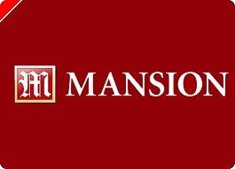 Масивно Турнирно Покриване от Mansion Poker