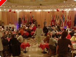 EPT im Casino Baden - Maint Event, Tag 1