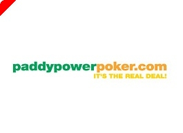 Paddy First! at Paddy Power Poker