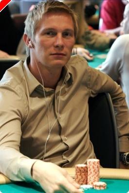 PokerStarsin EPT Baden Päivä 1: Johdossa  Lyloff, Wahlroos, Antonius