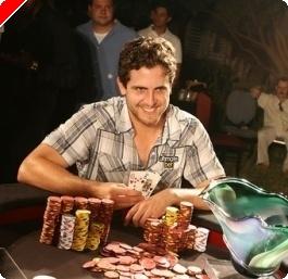 Travis Rice Печели UltimateBet Aruba Poker Classic