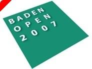 Baden Open - € 2000,- Freezeout
