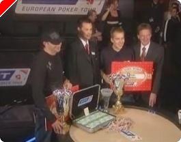 PokerStars EPT Baden Ден 4: Thew Триумфира в Бърз Финал
