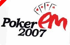 Seven Card Stud Poker EM in Baden – Tag 1