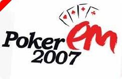 Seven Card Stud Poker EM in Baden – Tag 1