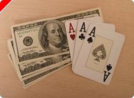 Proposta 25% dos Ganhos Torneios de Poker Recusada