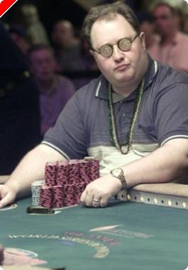 """A Pókeres Őskövület - Greg """"Fossilman"""" Raymer"""