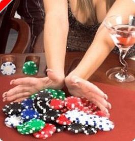 女性ポーカースポットライト - Jan Fisher