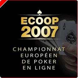 ECOOP - Championnat d'Europe de Poker en Ligne avec CD Poker