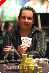 Pokernews Cup Event #1, Champ Event 1 - $175 No-Limit Hold'em, Zusammenfassung