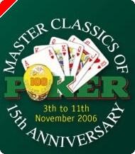 Live - Les Master Classics of Poker 2007 à guichet fermé