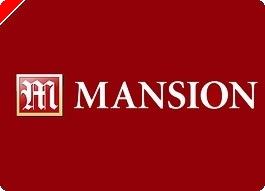 MANSION Poker Torneio Grande Oferece Mais 50% Este Fim-de-semana