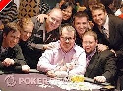 PokerNews Cup – Australien, Champ Event #4 $550 No-Limit Hold'em (+1 Re-Buy) - Zusammenfassung