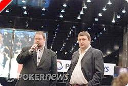 PokerNews Cup – Australien, Main Event No Limit Hold'em AU$ 3.000, – Tag 1