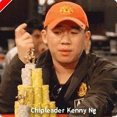 PokerNews Cup – Australien, Main Event No Limit Hold'em AU$ 3.000, – Tag 2