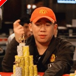 Pokernews Cup Australie - Main Event – Day 2 – Kenny Ng chipleader de la table finale