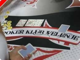 Poker klub Velenje je odprl svoja vrata