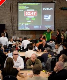 Újabb magyar siker a tegnap kezdődött EPT Dublin versenyen!