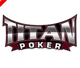 Salle Internet - Augmentation des jackpots chez Titan poker