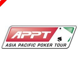 Steps para o Asia Pacific Poker Tour