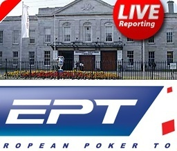European Poker Tour Dublin - Dag 2