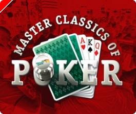 Élő közvetítés Amszterdamból - Master Classics of Poker €5,100 Main Event!