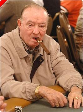 Paul 'Cigar' McKinney-t illegális szerencsejáték vádjával tartóztatták le
