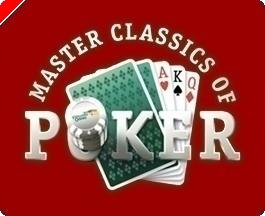 Tag 2 des Lido Poker Turnier in Amsterdam - Heinz Traut vorne mit dabei