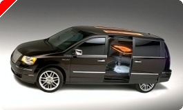 Chrysler Voyager Black Jack