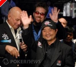 Jerry Yang a makaói APPT torna felé veszi az irányt!
