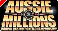 Vind et sæde ved Aussie Millions 2008 gennem PokerStars!