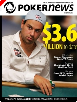 UK PokerNews Magazine is Here! - Get Your Free Copies Today