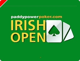 Paddy Power Poker Release Full 2008 Irish Open Schedule