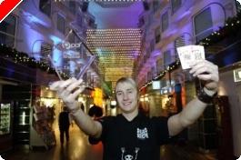 Pokerkryssningen PAF Silja 50 Special avgjord med finsk segrare