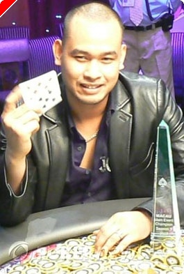 PokerStars APPT Macau - Dinh Le a bajnok!