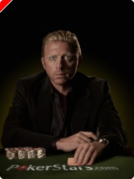 Boris Becker Joins Team Pokerstars!