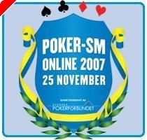 Poker SM uppdatering – Ikväll startar Main Event dag 2