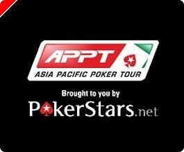 PokerStars.net APPT Macao, Den 1: Tobias Schulze se probojoval do čela