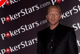 Boris Becker - Team PokerStars senaste tillskott