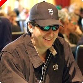 Phil Hellmuth zastřešuje charitativní turnaj v  Palms