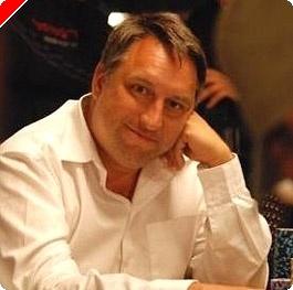 Poker gentleman: Bill Edler